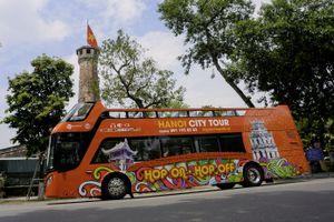 9 danh thắng Hà Nội trên chặng đường của xe buýt hai tầng