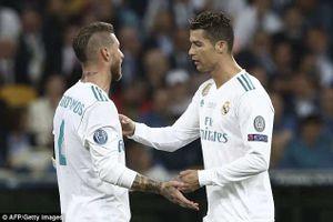Ramos hay Ronaldo là ông vua phòng thay đồ Real?