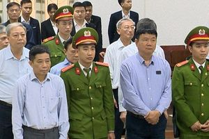 Ông Đinh La Thăng lãnh 18 năm tù, bồi thường 600 tỉ đồng