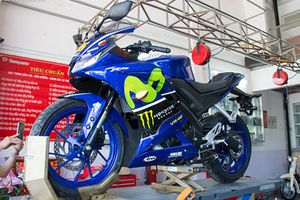 Yamaha Việt Nam sắp bán môtô phân khối lớn 'đấu' Honda