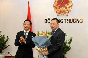 Thứ trưởng Bộ Công Thương Đặng Hoàng An phụ trách lĩnh vực dầu khí, than, hóa chất…
