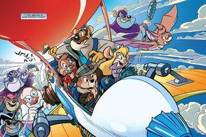 11 bộ phim hoạt hình đưa bạn trở về tuổi thơ