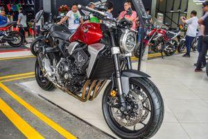 Ảnh chi tiết Honda CB1000R giá 468 triệu đồng tại Việt Nam