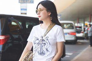 Áo thun trắng - món đồ không thể thiếu ngày nắng nóng