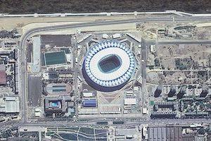 Choáng ngợp sân vận động World Cup 2018 ở Nga nhìn từ trên cao