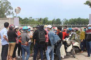 500 công nhân ở Quảng Nam ngừng việc vì bị ép tăng ca