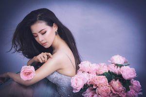 'Thiên thần Bolero' Thiên Hương đẹp dịu dàng trong bộ ảnh mới