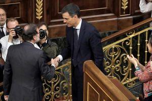 Quốc hội Tây Ban Nha phế thủ tướng đương nhiệm, bầu thủ tướng mới