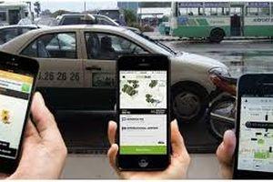 Cuộc đua tranh giành thị phần của các hãng gọi xe công nghệ