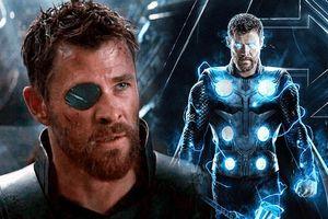 Thần Sấm Thor tuyên bố: 'Avengers 4' sẽ còn shock dữ dội hơn cả 'Infinity War'