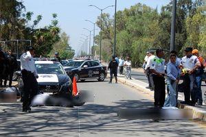 6 cảnh sát Mexico bị các tay súng sát hại
