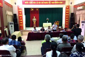 Quận Hà Đông: Trường Tiểu học Trần Quốc Toản sẽ tuyển sinh theo đúng phân tuyến
