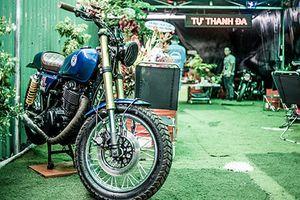 Thêm sân chơi cho dân đam mê môtô, xe máy độ ở Sài Gòn