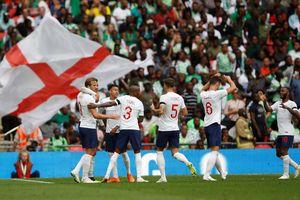 Tuyển Anh cho thấy triển vọng hứa hẹn ở World Cup 2018