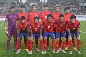 Hàn Quốc chốt 23 ngôi sao tham dự World Cup