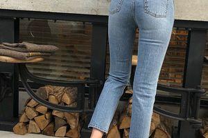 Vòng 3 lép kẹp thì cũng chẳng sao, vì đã có 4 dáng quần jeans 'nịnh đầm' này dành cho bạn