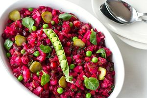 9 loại salad Nga dễ làm, ngon miệng và nhiều dưỡng chất
