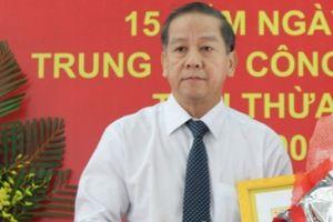 Ông Phan Ngọc Thọ được bầu làm Chủ tịch tỉnh Thừa Thiên - Huế