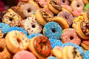 Những sự thật bất ngờ về món bánh donut