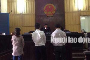 Nguyên phó tổng giám đốc công ty chứng khoán lại ra tòa