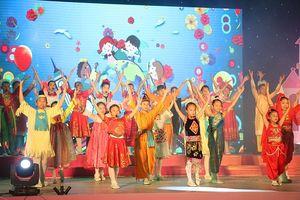 Khai mạc Liên hoan các nhà thiếu nhi toàn TPHCM năm 2018