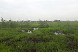 Khu đô thị Văn Minh (Thạch Thất, Hà Nội): Gần 10 năm vẫn 'dậm chân tại chỗ'