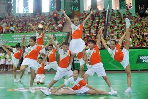 Hội thi đồng diễn thể dục và võ cổ truyền Cúp Nestlé MILO