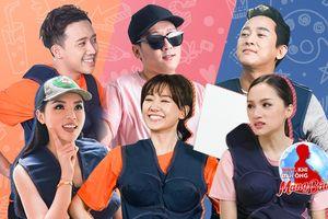 Chuyện gì sẽ xảy ra nếu Trấn Thành bắt cặp với Hương Giang, Hari Won về đội Hứa Vĩ Văn?