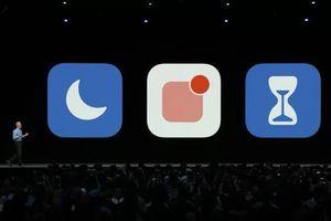 Apple giới thiệu tính năng Screen Time trên iOS 12
