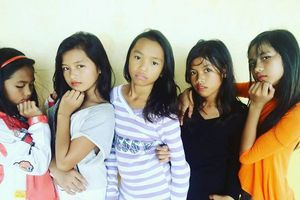 'Hiện tượng mạng' Ponytail Girl đang nổi ở Việt Nam là ai?