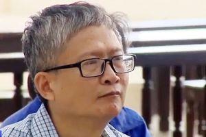 Đinh Mạnh Thắng đề nghị tòa phúc thẩm làm rõ vai trò đồng phạm tham ô