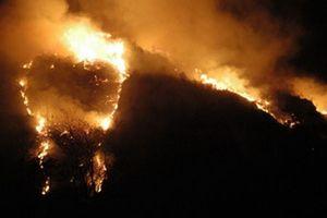 'Bà hỏa' thăm chợ Vĩnh Tiến trong đêm, 3 căn nhà cháy rụi