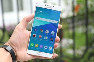 Bảng giá điện thoại Samsung tháng 6/2018: Galaxy C9 Pro giảm 1 triệu đồng