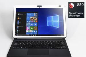 Chip Qualcomm Snapdragon 850 dành cho máy tính Windows 10 chính thức ra mắt