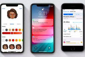 10 tính năng hấp dẫn có trên iOS 12 nhưng Apple không nhắc đến đêm qua