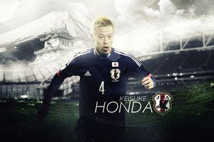 Keisuke Honda: Chàng trai Samurai và giấc mơ chinh phạt trời Âu dang dở