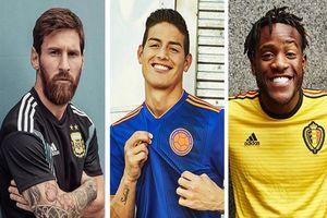 World Cup 2018: Adidas lại kiếm hàng tỷ USD?