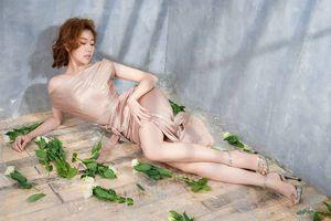 Nhan sắc đời thường của nàng dâu ghê gớm trong phim 'Gạo nếp gạo tẻ'
