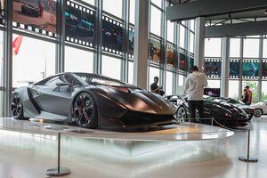 Khám phá bảo tàng Lamborghini trưng bày như Đại lộ Danh Vọng