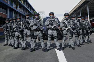 Singapore tung siêu đặc nhiệm bảo vệ thượng đỉnh Mỹ - Triều