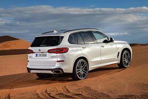BMW X5 mới lớn hơn, off-road tốt, nhiều công nghệ hơn