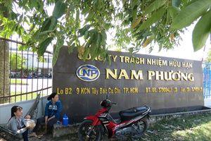 Ông chủ Cty Nam Phương ra mặt xin khất nợ bảo hiểm xã hội