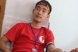 Chuyện về một 'thủ lĩnh' hiến máu cứu người