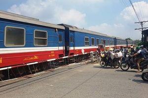 Thanh Hóa: Đâm đầu vào tàu hỏa, một thanh niên bị cán tử vong