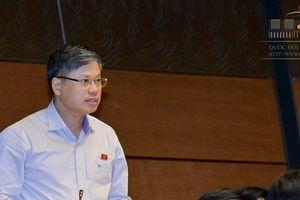 ĐBQH mời Bộ trưởng Phùng Xuân Nhạ ra khỏi hội trường 5-7 phút để thấy chuẩn giả trong giáo dục