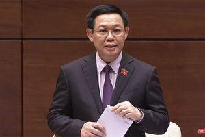 Bất ngờ trước thông tin PTT Vương Đình Huệ đưa ra: 15.600 máy đào tiền ảo đã được nhập vào Việt Nam trong năm qua