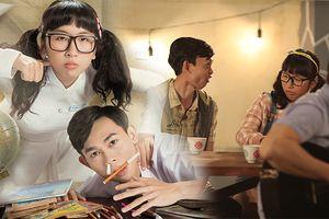 'Em gái mưa': Chắc ai cũng từng có một 'bạn bàn bên' như Trang Hý và Hồng Thanh