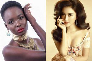 Á hậu Huyền My 'đối đầu' với mỹ nhân 'da màu' để giành tấm vé vào top 16 'Hoa hậu của các Hoa hậu' 2017