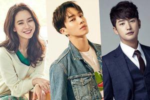 Lee Gikwang (Highlight) trở thành nhà ngoại cảm trong phim mới cùng Song Ji Hyo - Park Shi Hoo