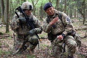 Nhóm chiến binh thiện chiến Gurkha bảo vệ an ninh Thượng đỉnh Mỹ-Triều